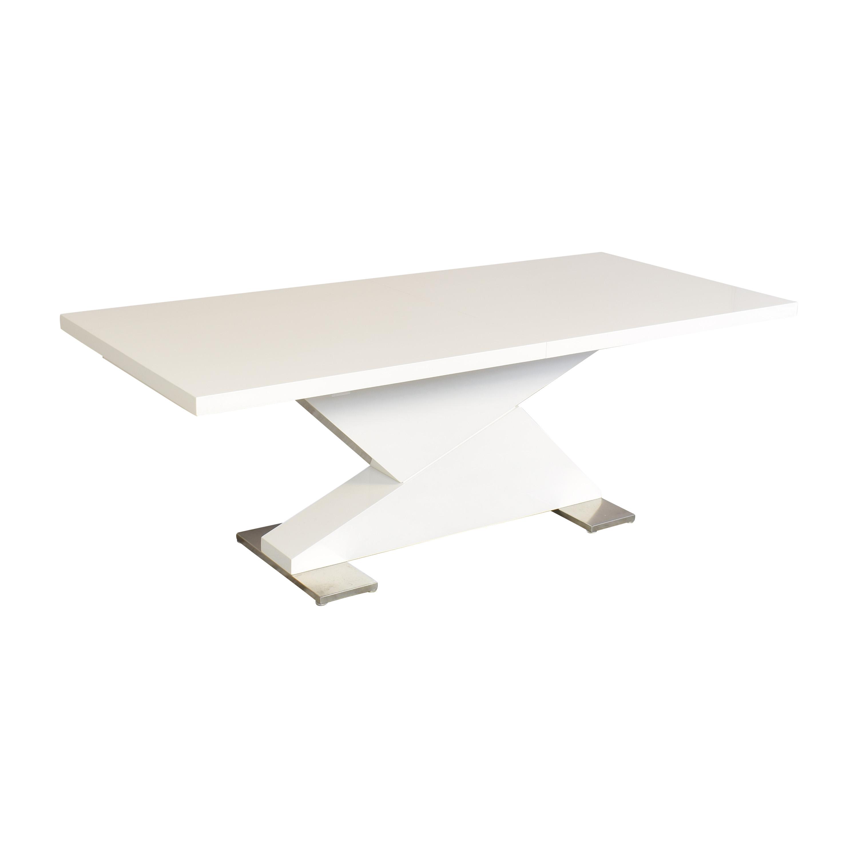 VIG VIG Modern Extension Dining Table for sale