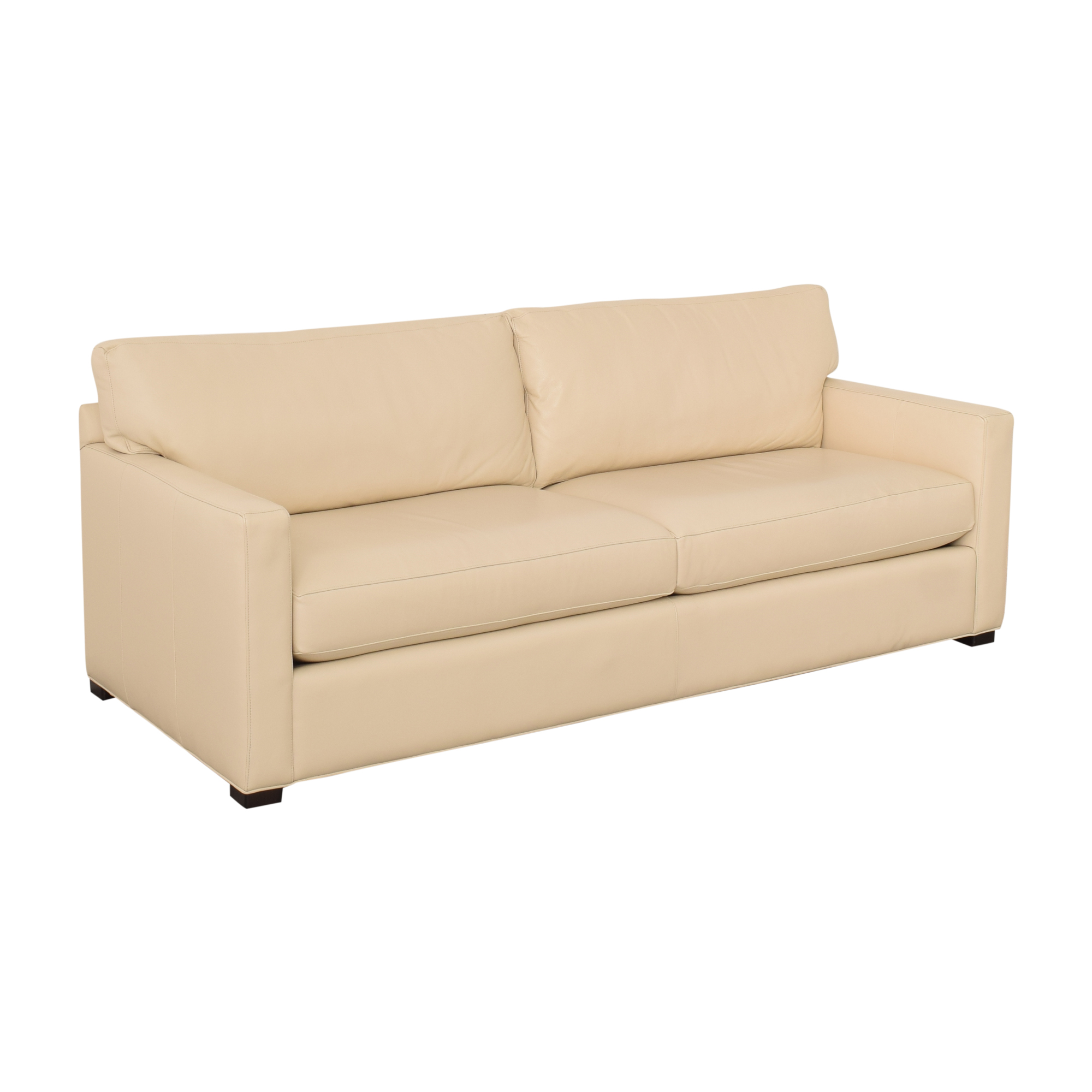 buy Room & Board Room & Board Two Cushion Sofa online