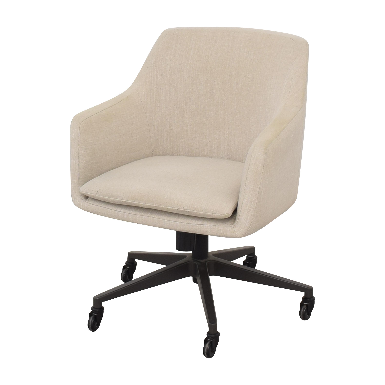 West Elm West Elm Helvetica Office Chair used