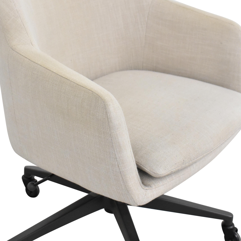 West Elm West Elm Helvetica Office Chair price