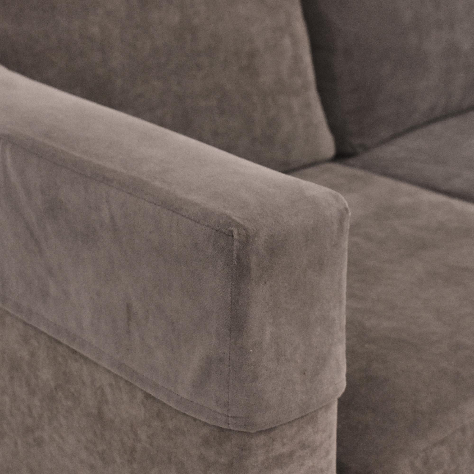 buy Custom Modern Three Cushion Sofa