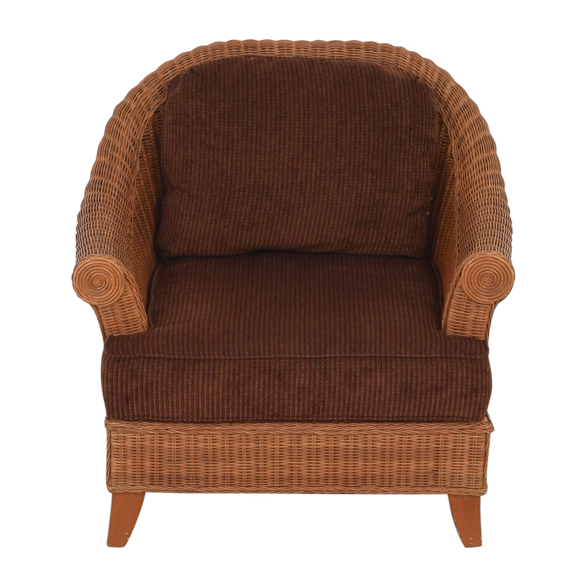 buy Ethan Allen Outdoor Accent Chair Ethan Allen Accent Chairs
