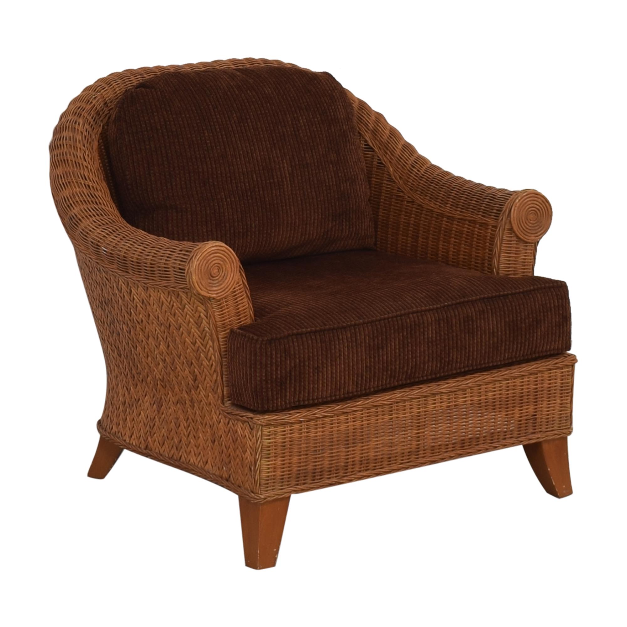 buy Ethan Allen Ethan Allen Outdoor Accent Chair online