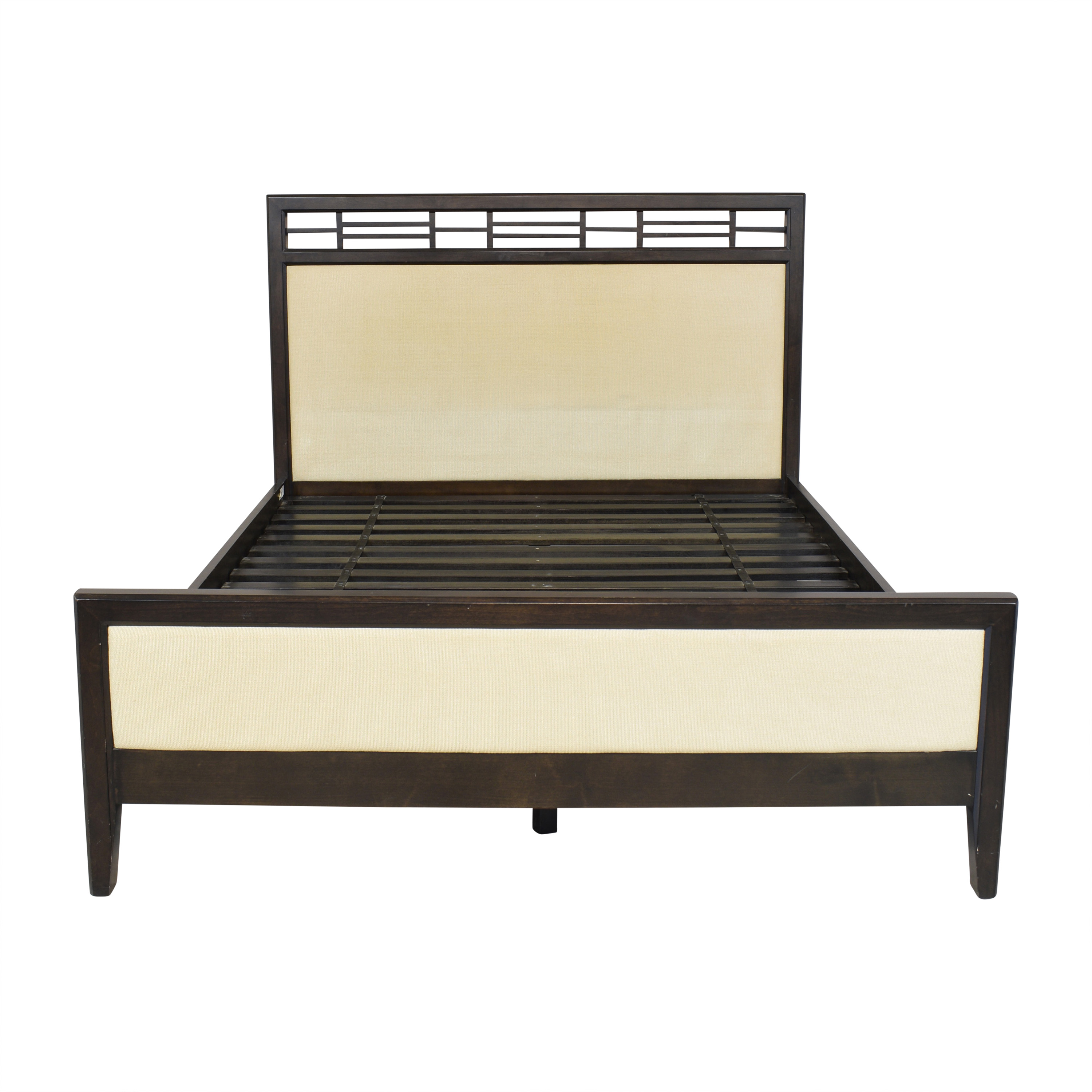 buy Crate & Barrel Upholstered Queen Bed Crate & Barrel