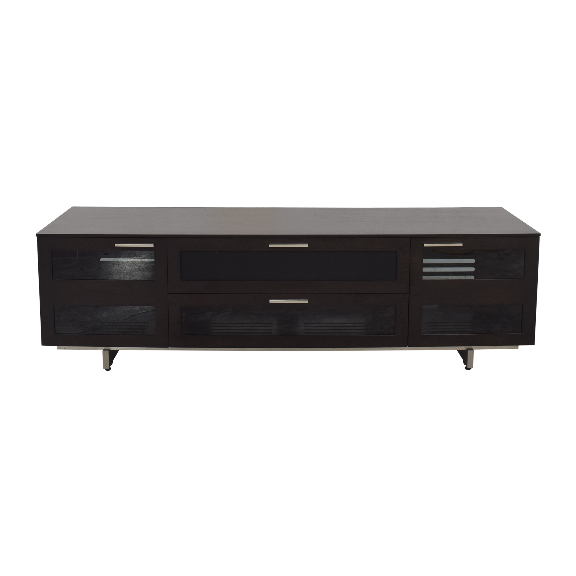 buy BDI Avion Noir 8937 Media Unit BDI Furniture