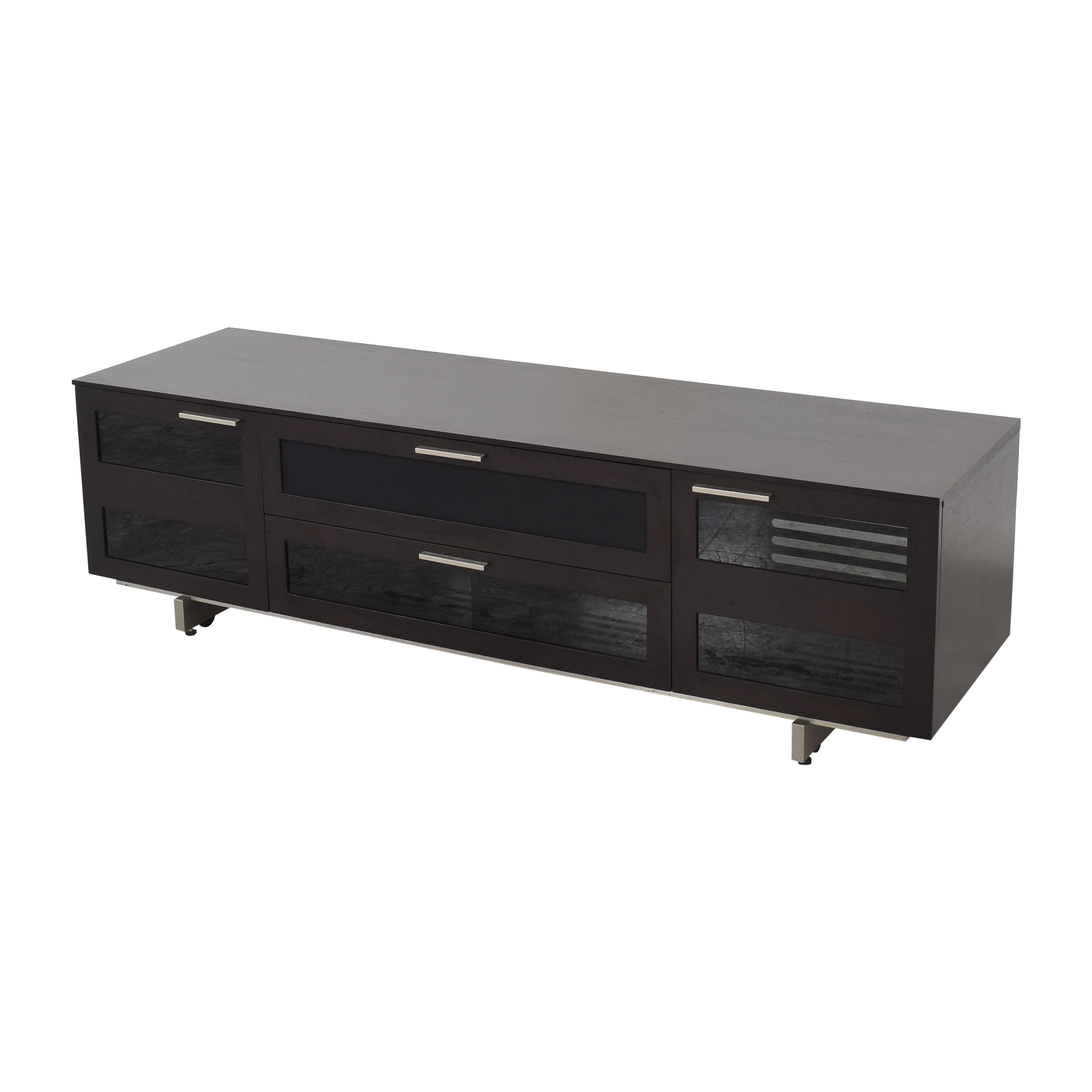 buy BDI Avion Noir 8937 Media Unit BDI Furniture