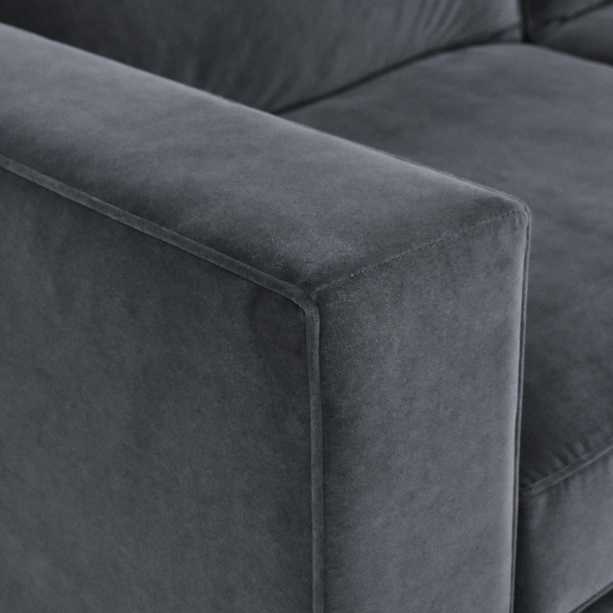 Restoration Hardware Restoration Hardware Maddox Sectional Sofa with Ottoman used