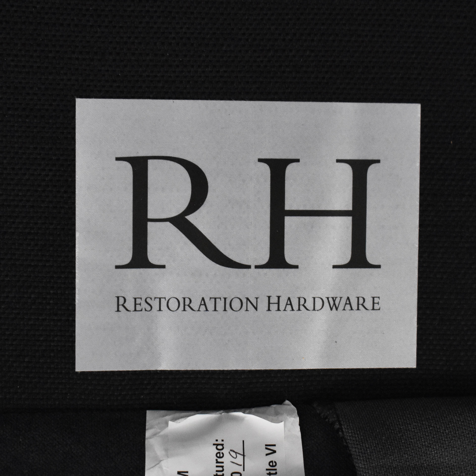 buy Restoration Hardware Maddox Sectional Sofa with Ottoman Restoration Hardware