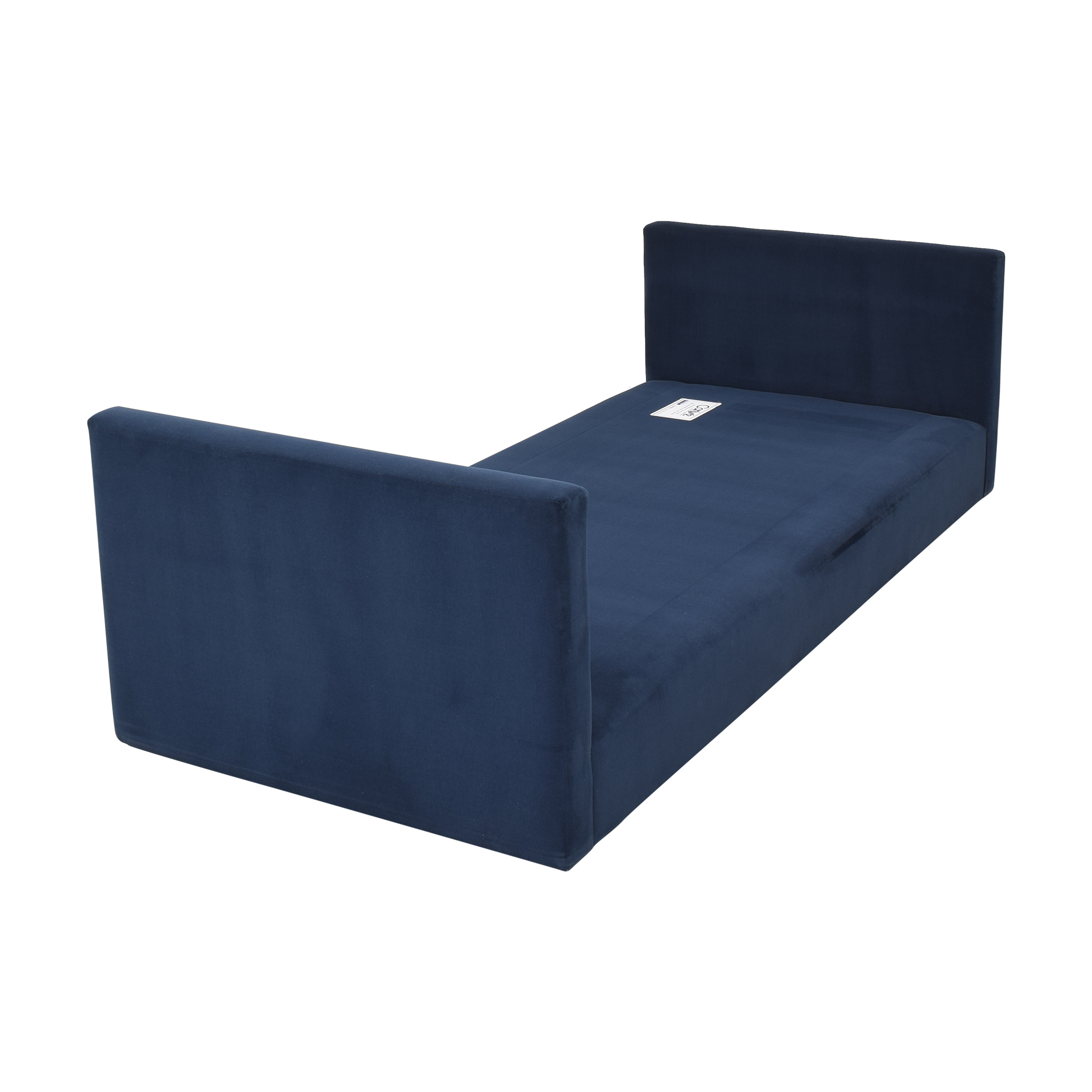 Carlyle Carlyle Custom Upholstered Twin Bed nyc