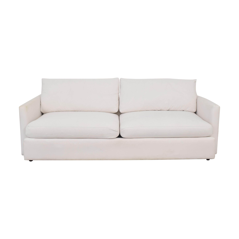 shop Crate & Barrel Crate & Barrel Lounge II Petite Sofa online