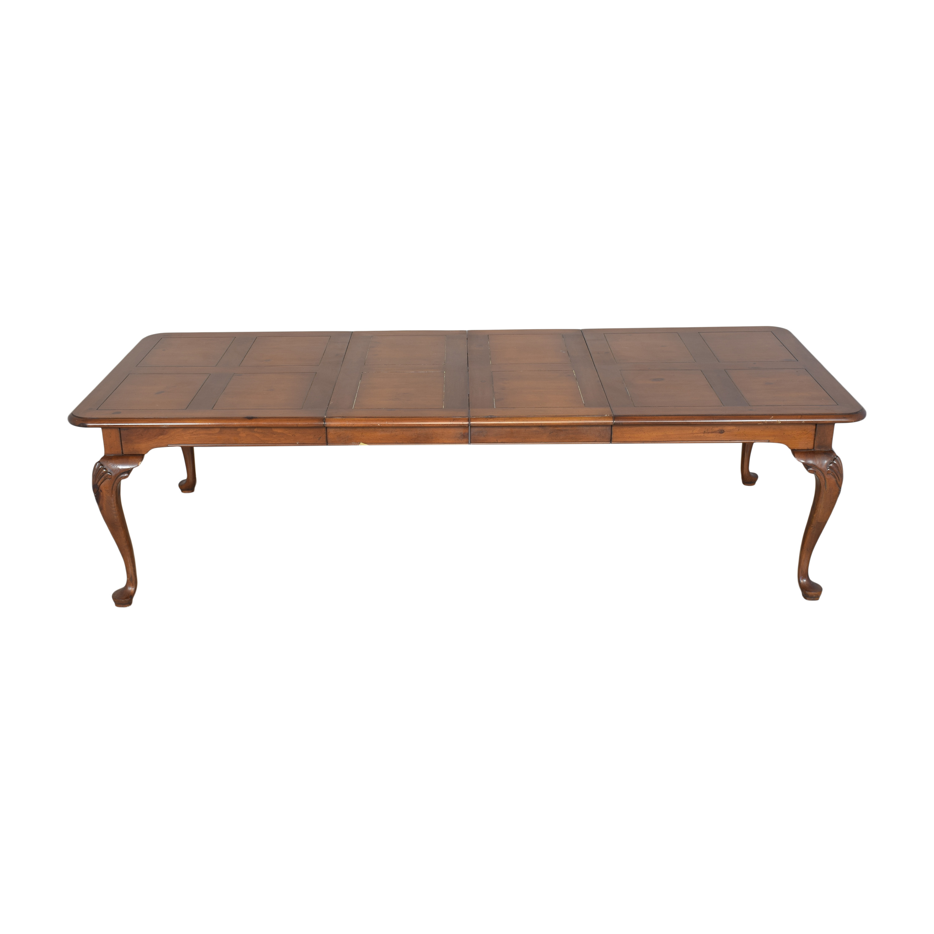 shop Fancher Furniture Extendable Dining Table Fancher Furniture Dinner Tables