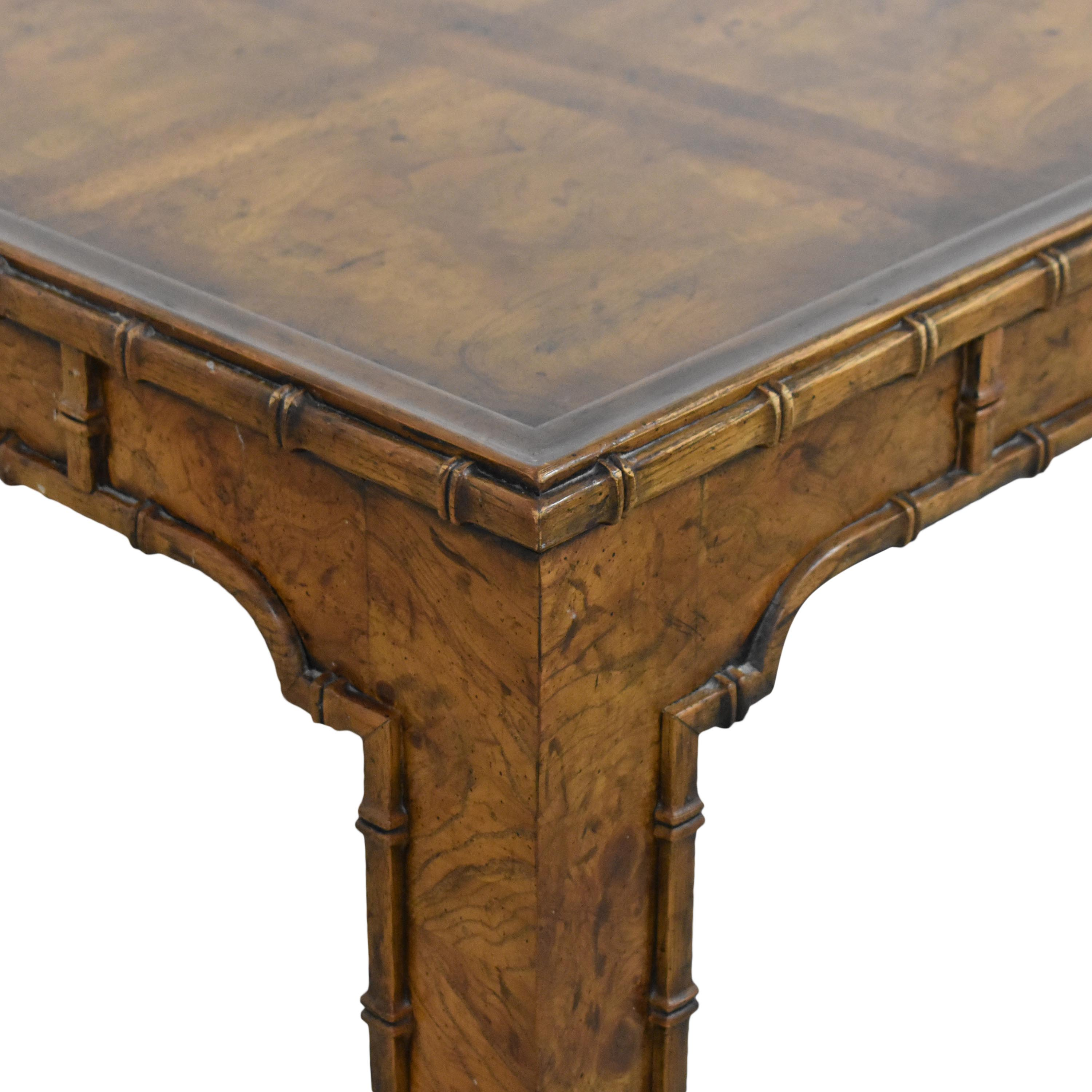 buy Heritage Square Coffee Table Heritage Coffee Tables