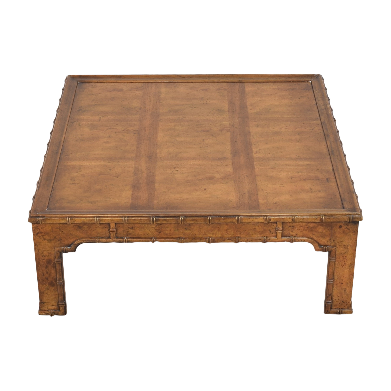 buy Heritage Heritage Square Coffee Table online