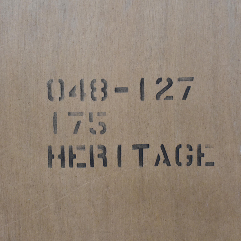 Heritage Heritage Square Coffee Table ma