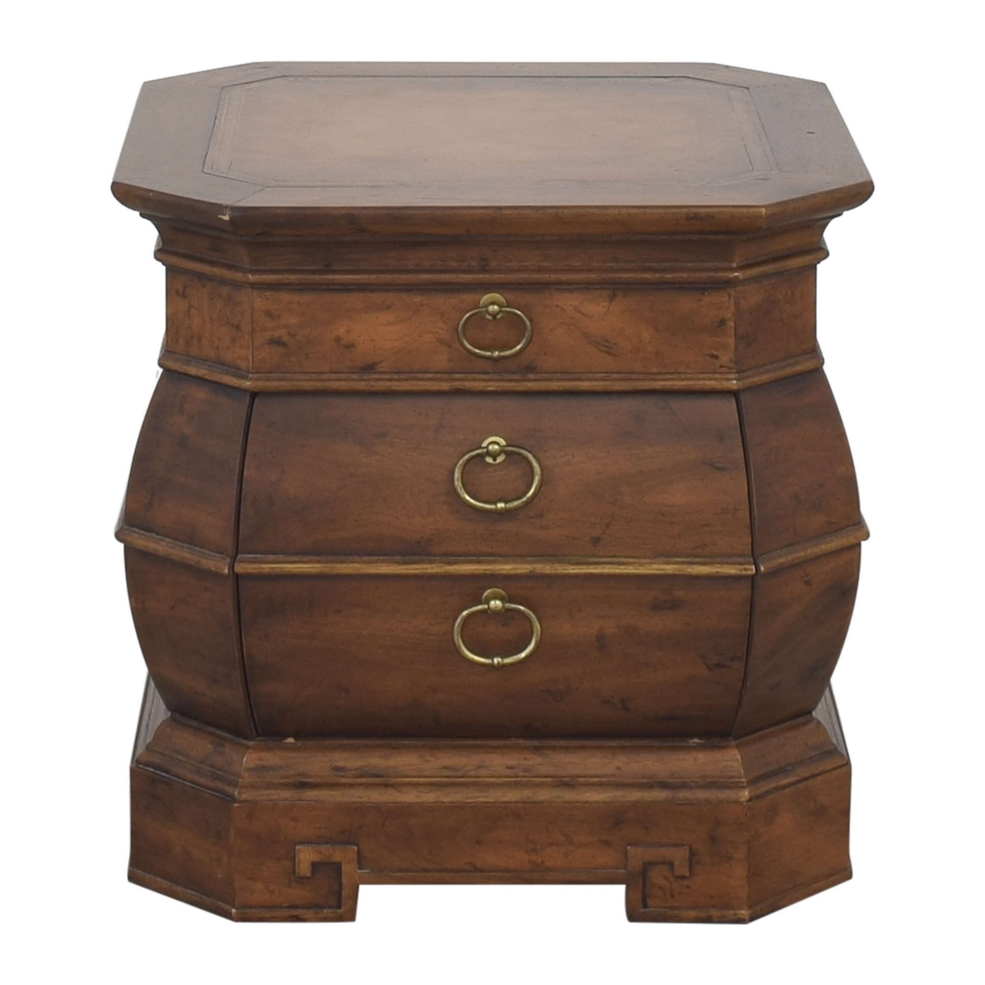 Heritage Heritage Two Drawer End Table on sale