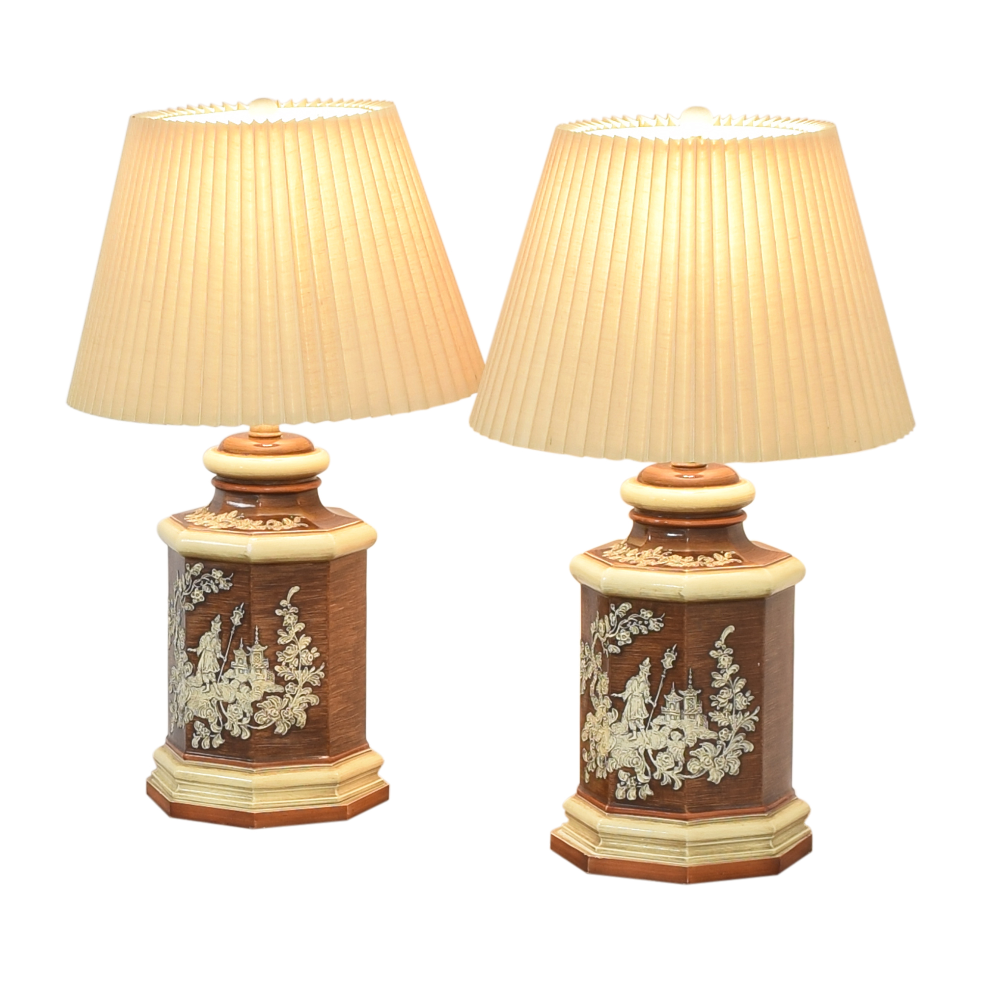 Heritage Heritage Decorative Table Lamps for sale