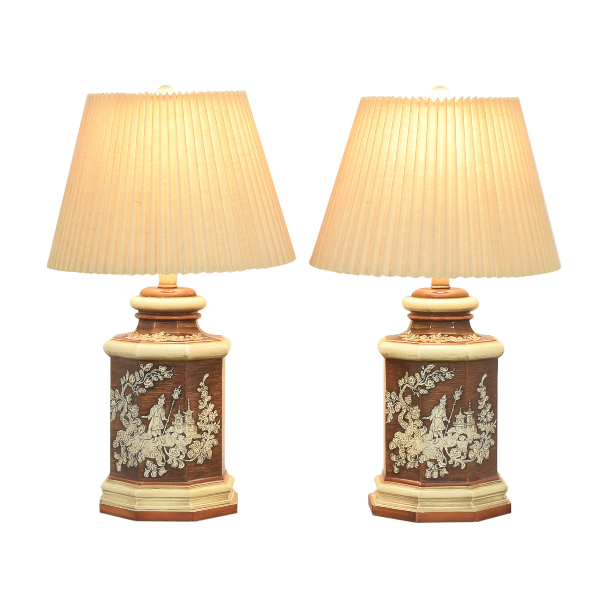 Heritage Heritage Decorative Table Lamps ct