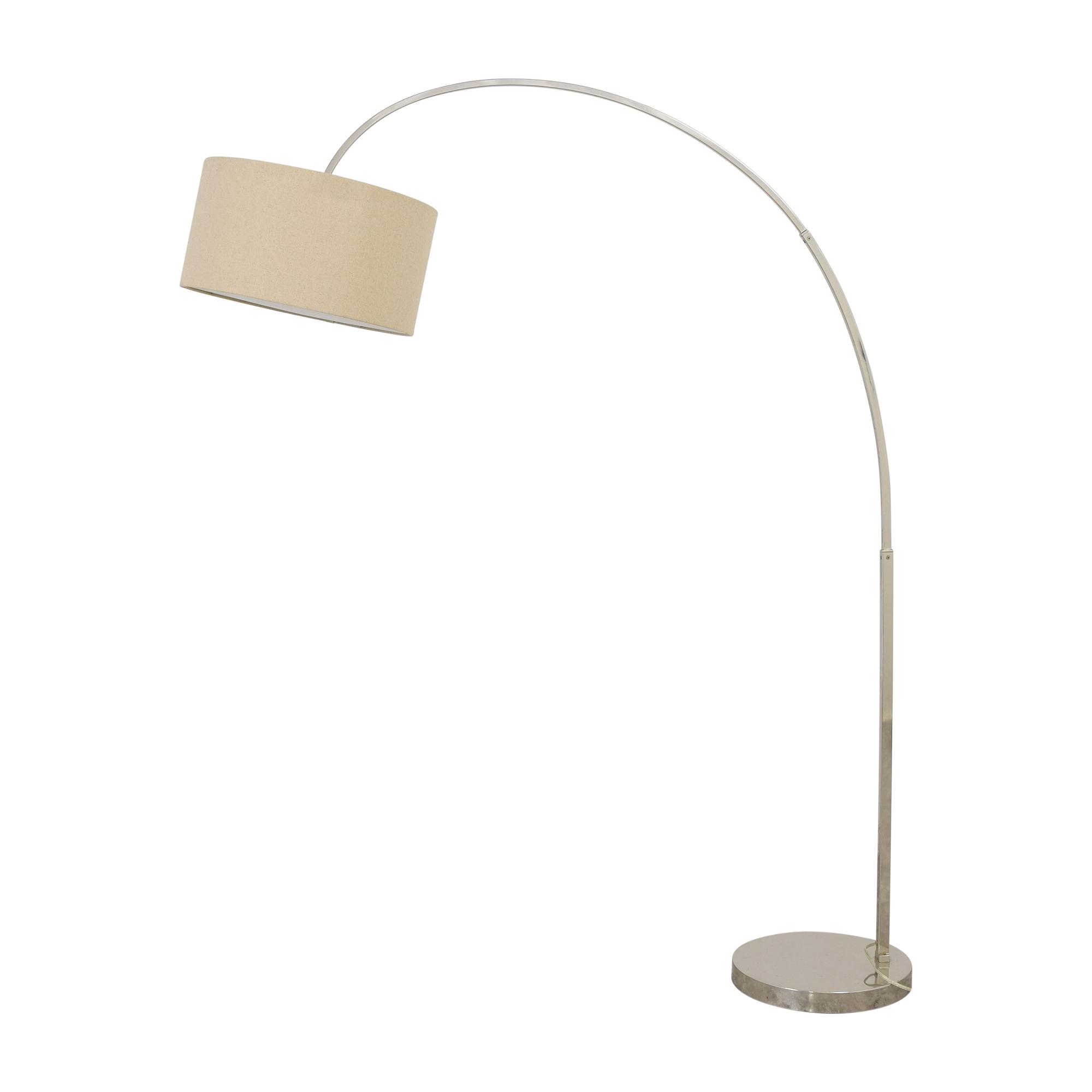 West Elm West Elm Overarching Floor Lamp used