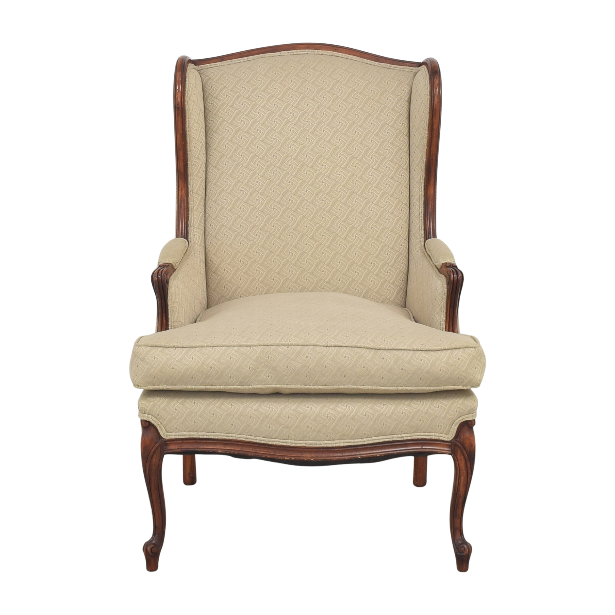 shop John Stuart Inc. Wing Back Accent Chair John Stuart Inc. Chairs