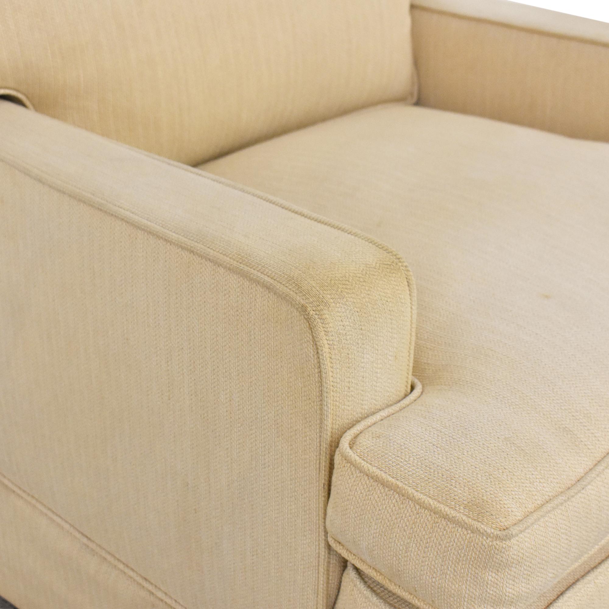 John Stuart Inc. John Stuart Inc. Skirted Arm Chair coupon