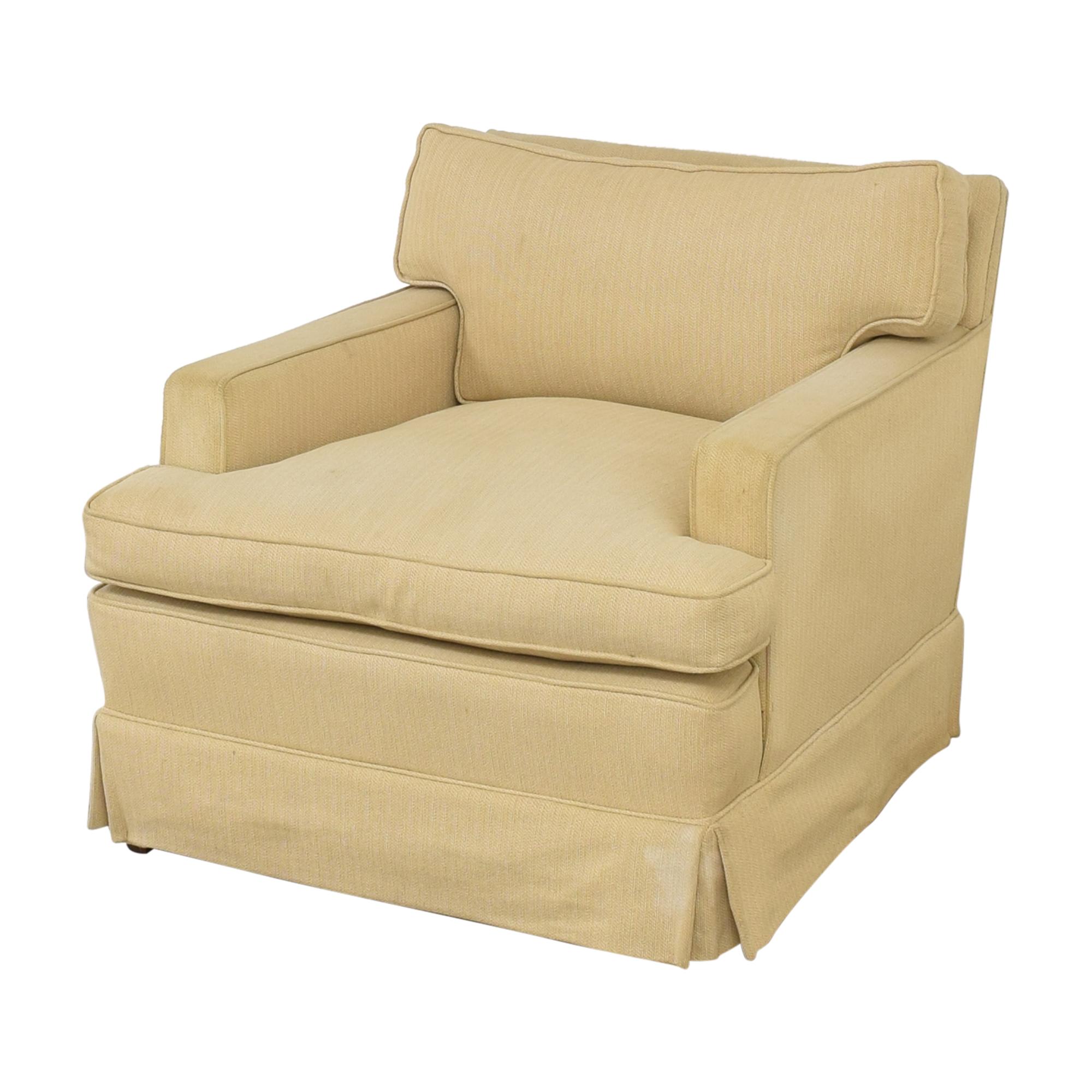 buy John Stuart Inc. John Stuart Inc. Skirted Arm Chair online