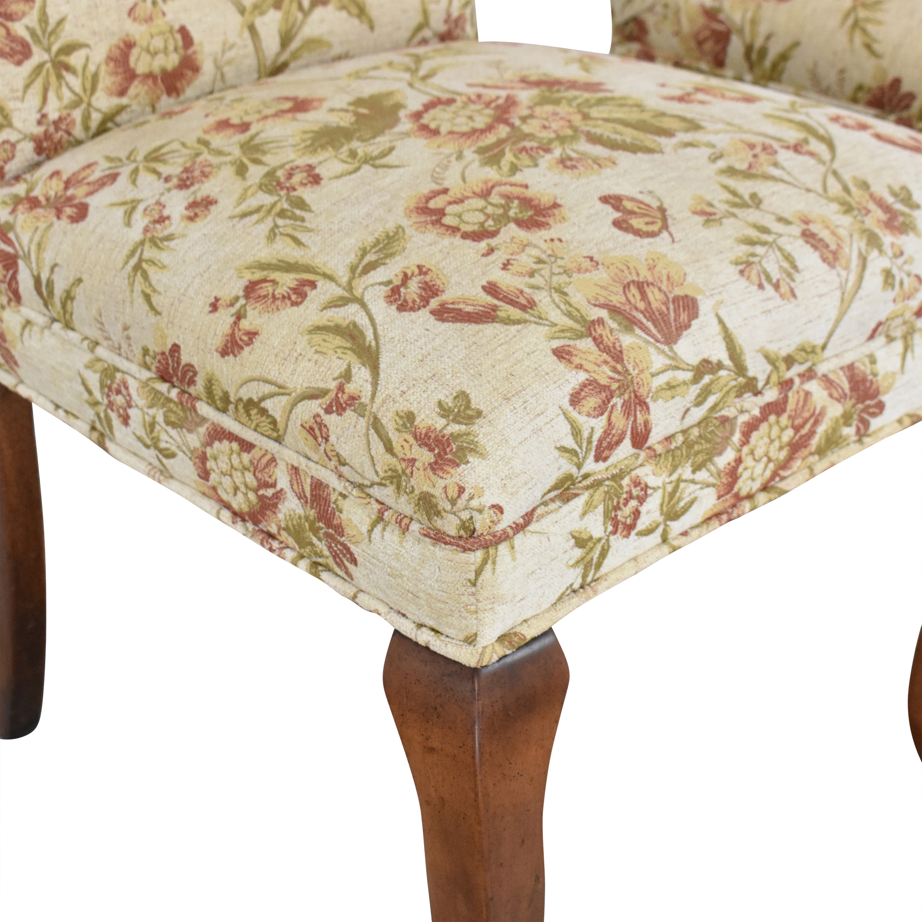 shop Queen Anne Upholstered Dining Chairs  Dining Chairs