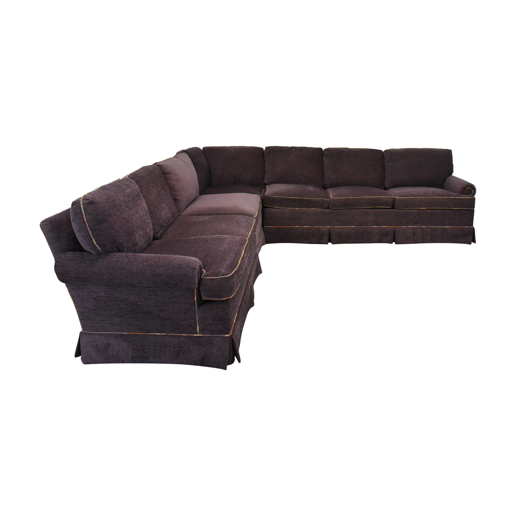 buy Charles Stewart Company L Shaped Sectional Sofa Charles Stewart Company