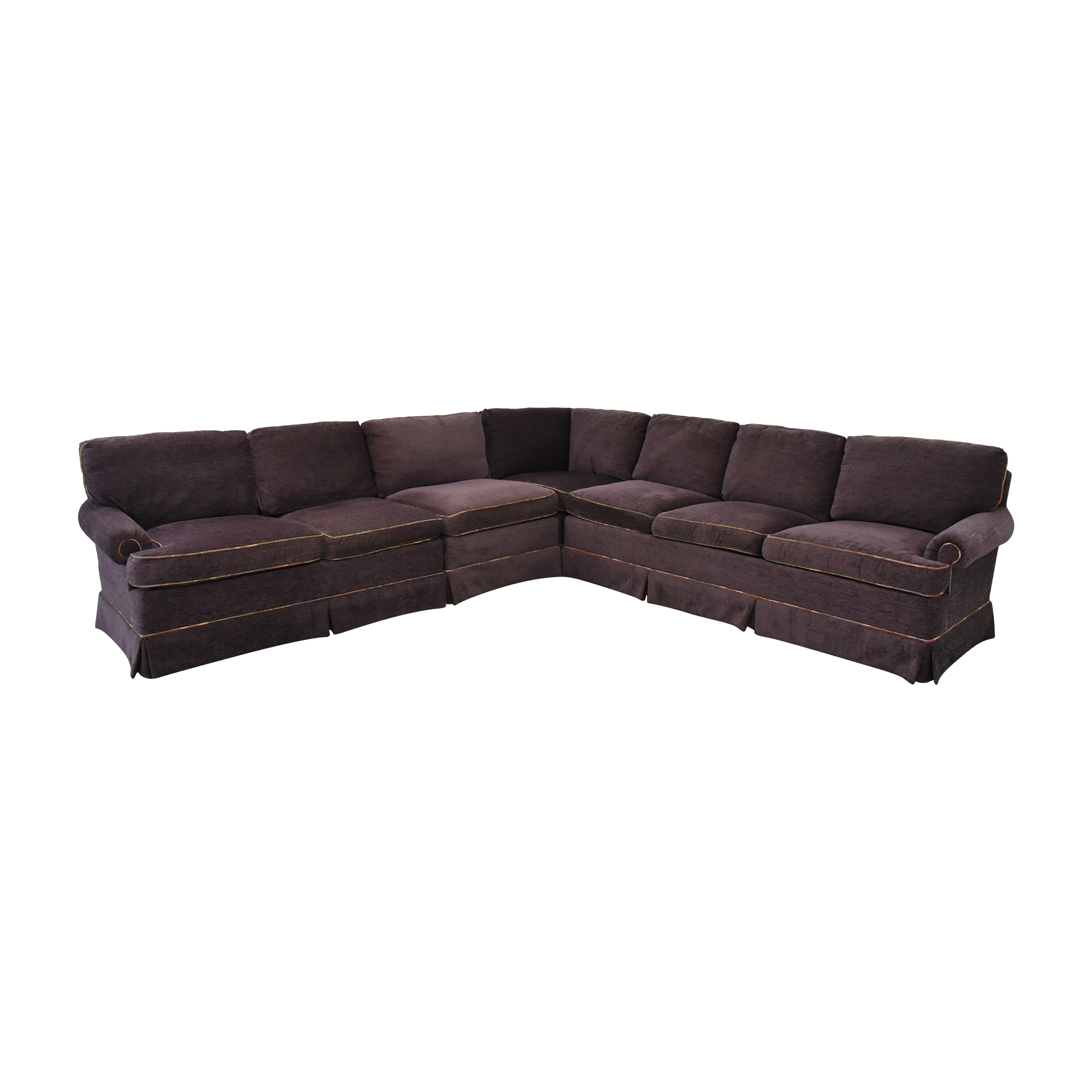 Charles Stewart Company Charles Stewart Company L Shaped Sectional Sofa Sofas
