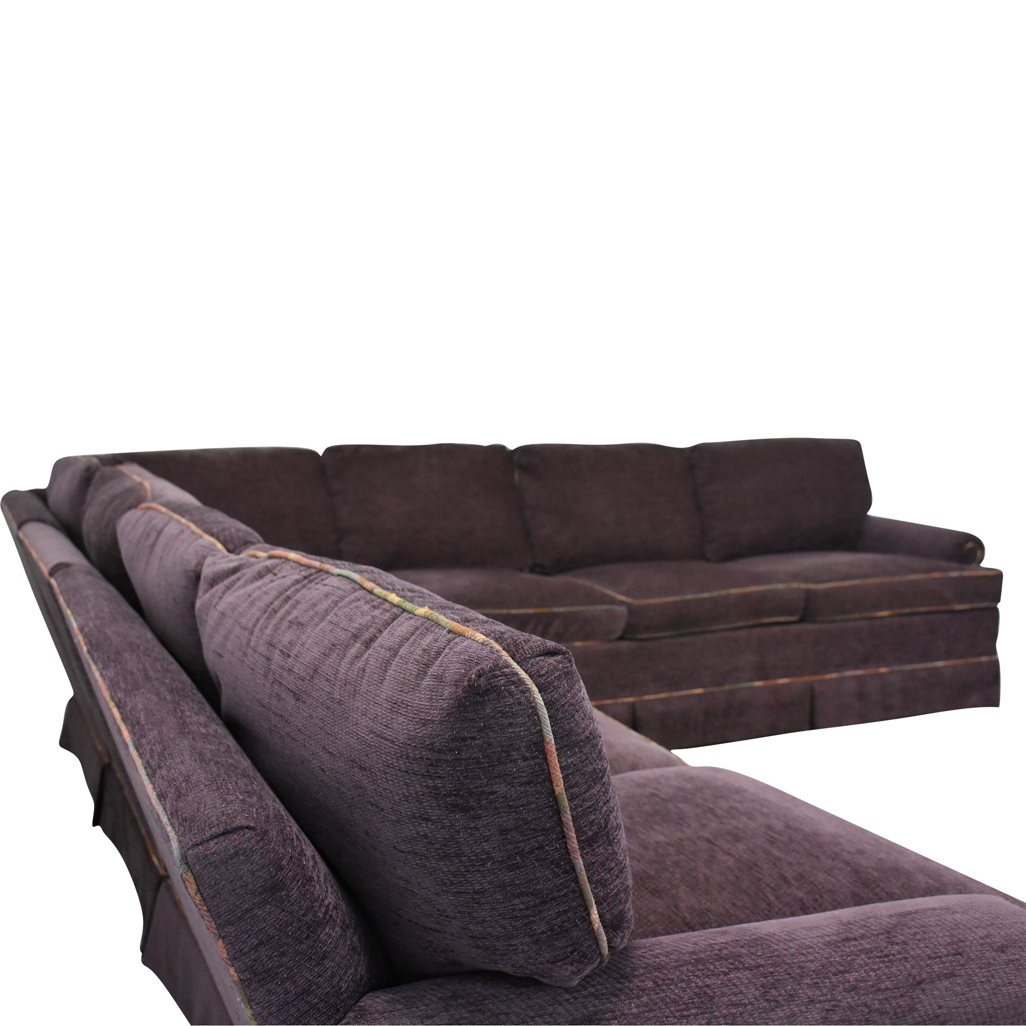 Charles Stewart Company Charles Stewart Company L Shaped Sectional Sofa Sectionals
