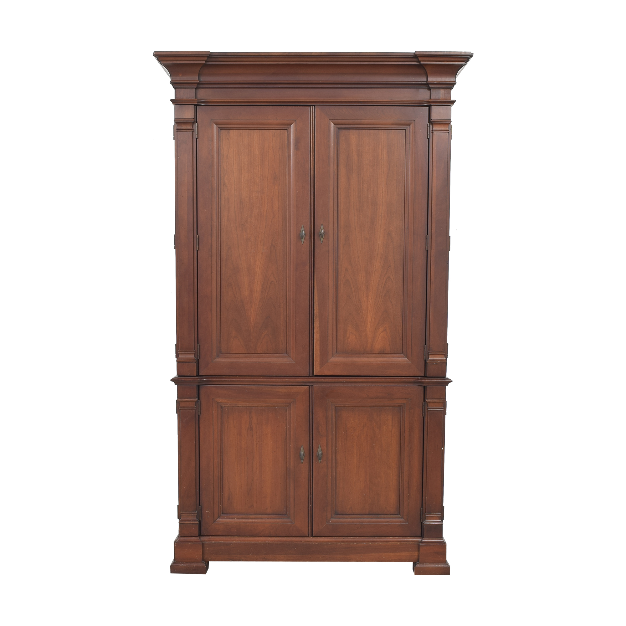 Stickley Furniture Stickley Furniture Audi Media Armoire dimensions