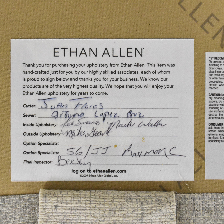 Ethan Allen Ethan Allen Two Cushion Modern Sofa nyc