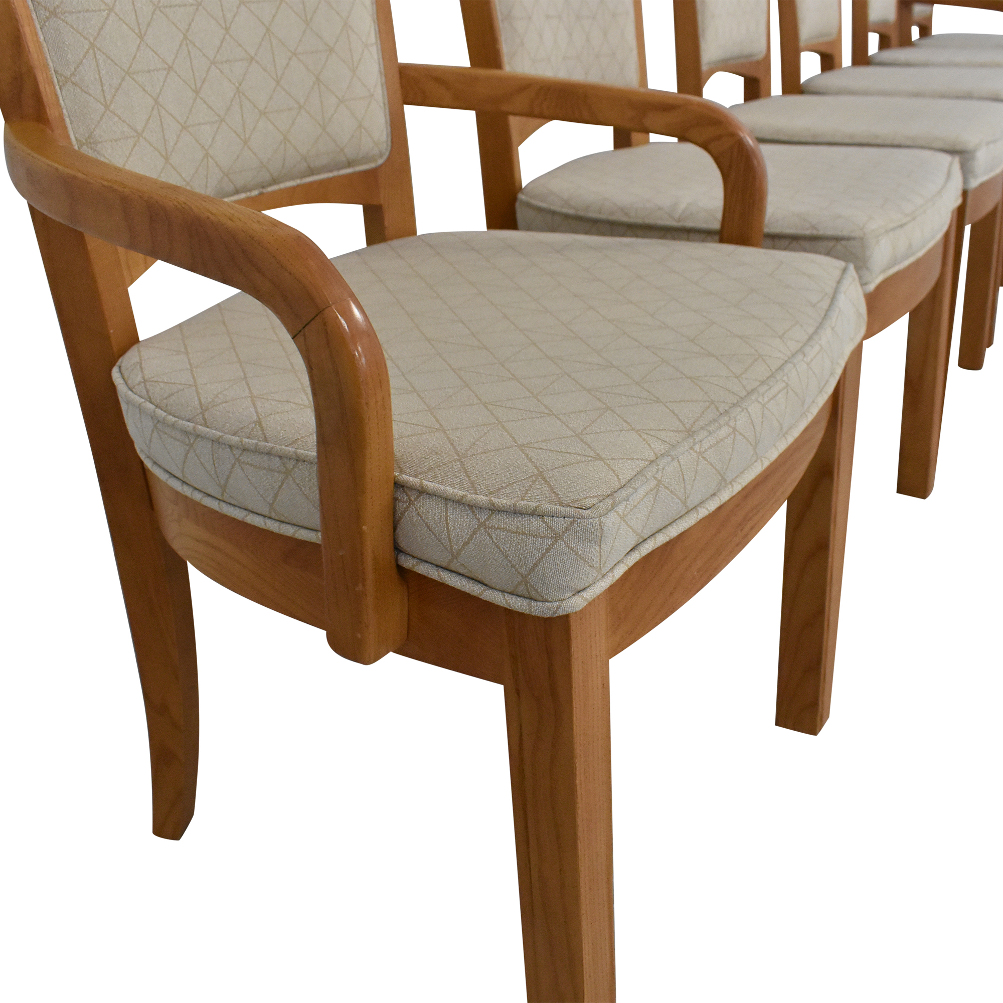 Stanley Furniture Stanley Upholstered Dining Chairs used