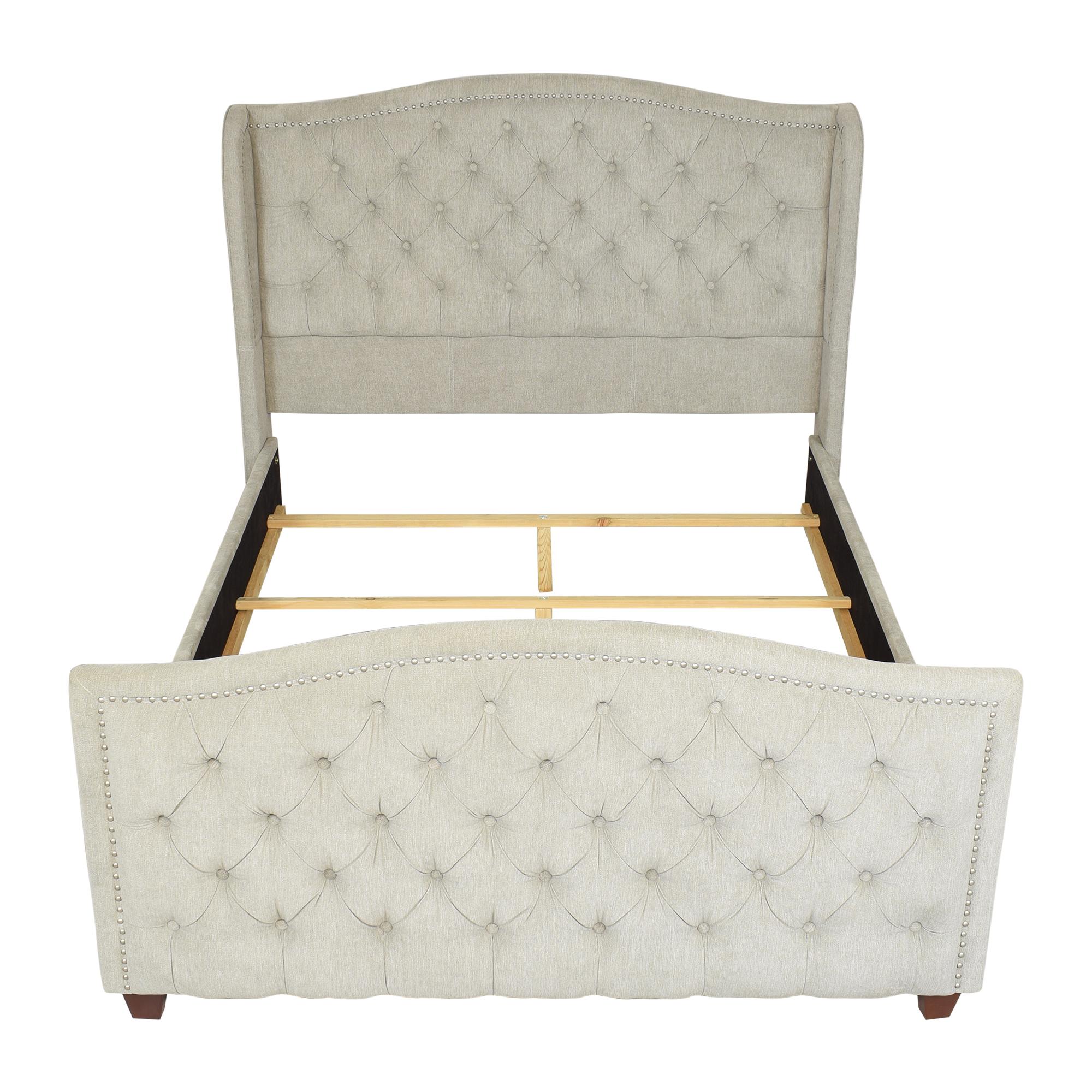 buy Wayfair Tufted Queen Bed Wayfair Beds