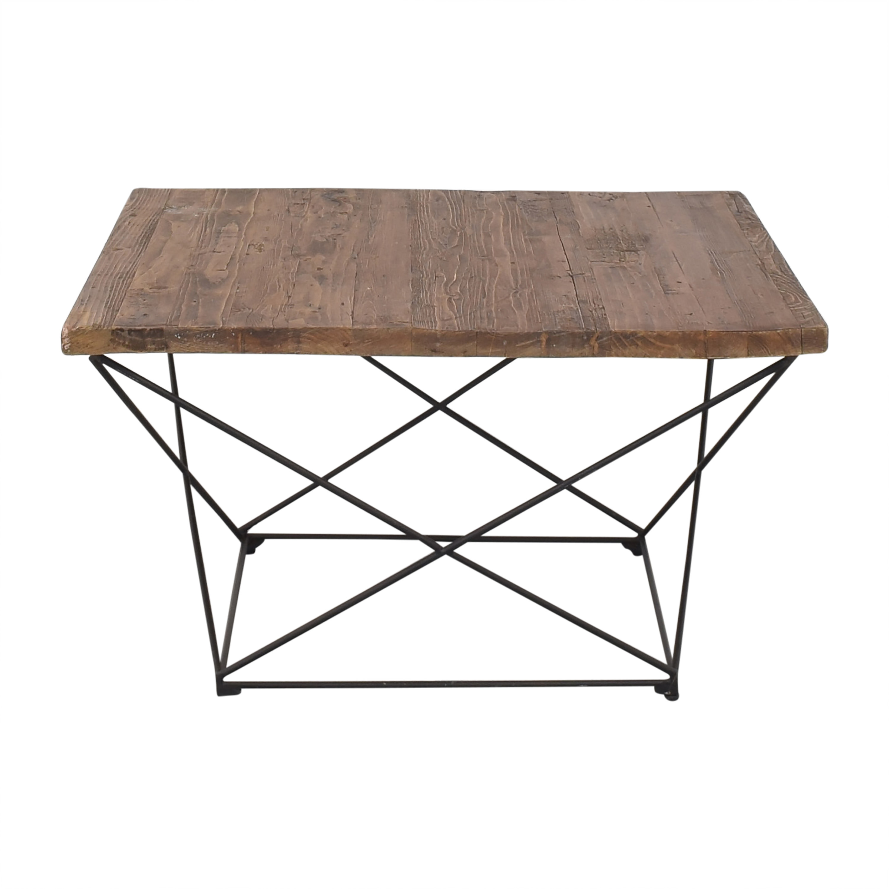 West Elm West Elm Angled Base Coffee Table price