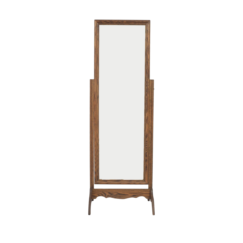 buy Standing Floor Mirror  Decor