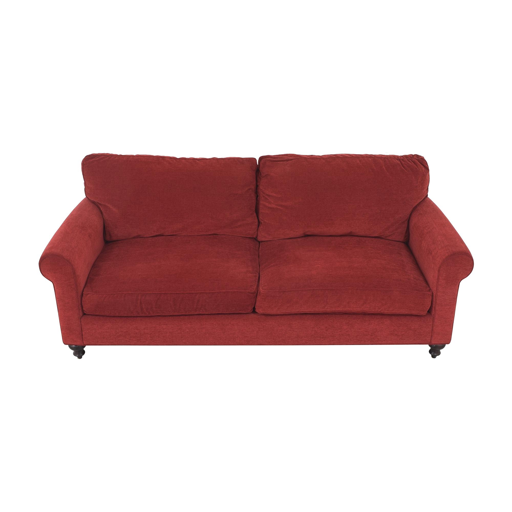 Lillian August Lillian August Roll Arm Sofa for sale