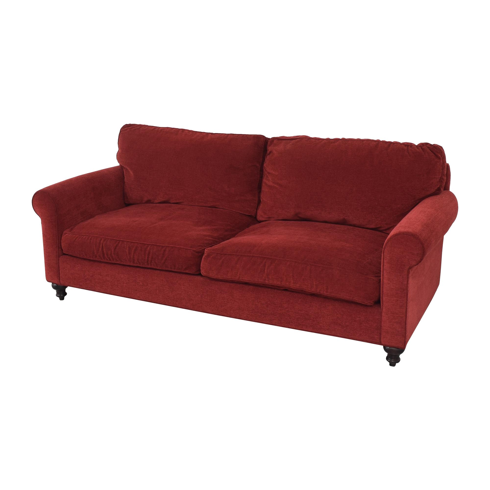 Lillian August Roll Arm Sofa / Classic Sofas