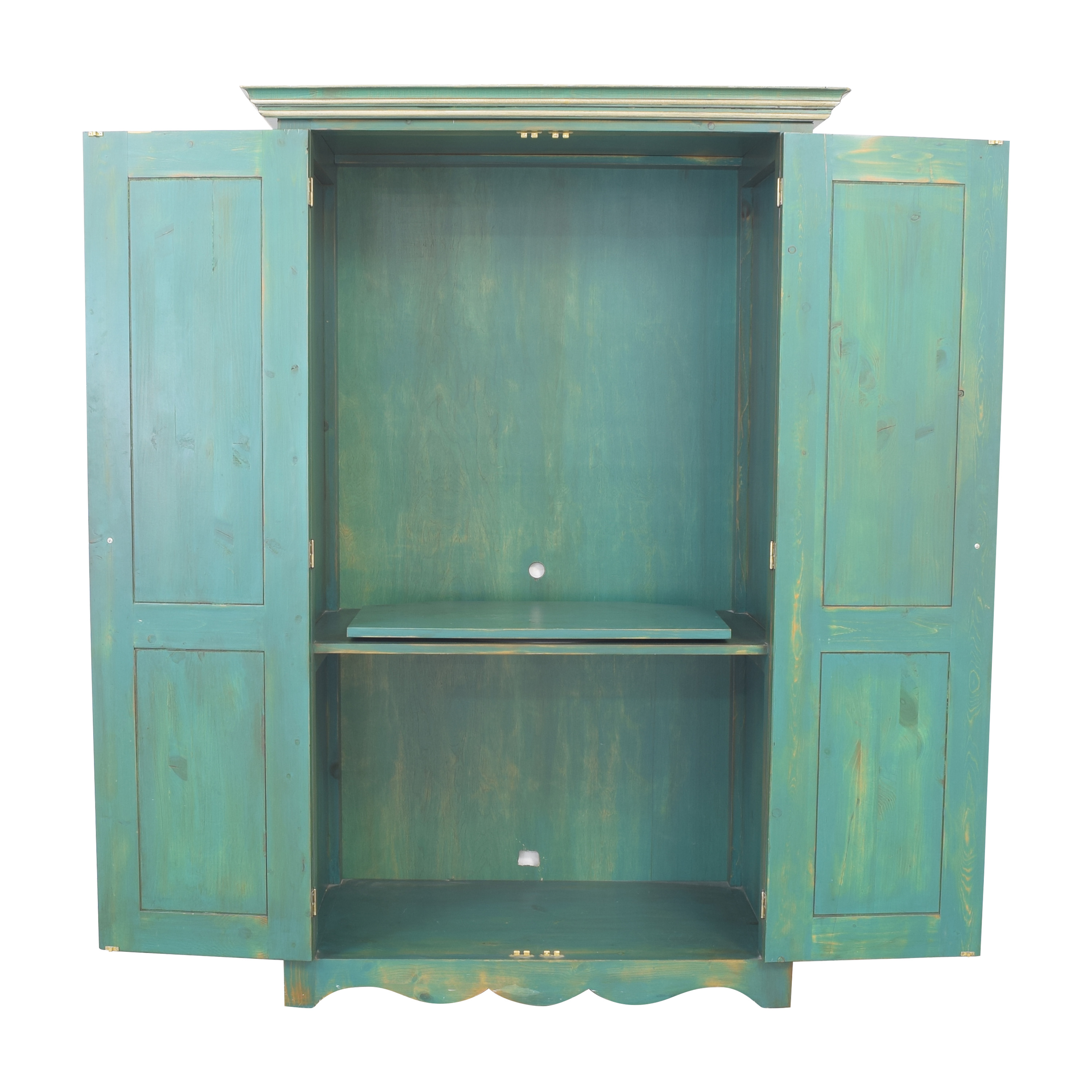 Tall Media Armoire pa