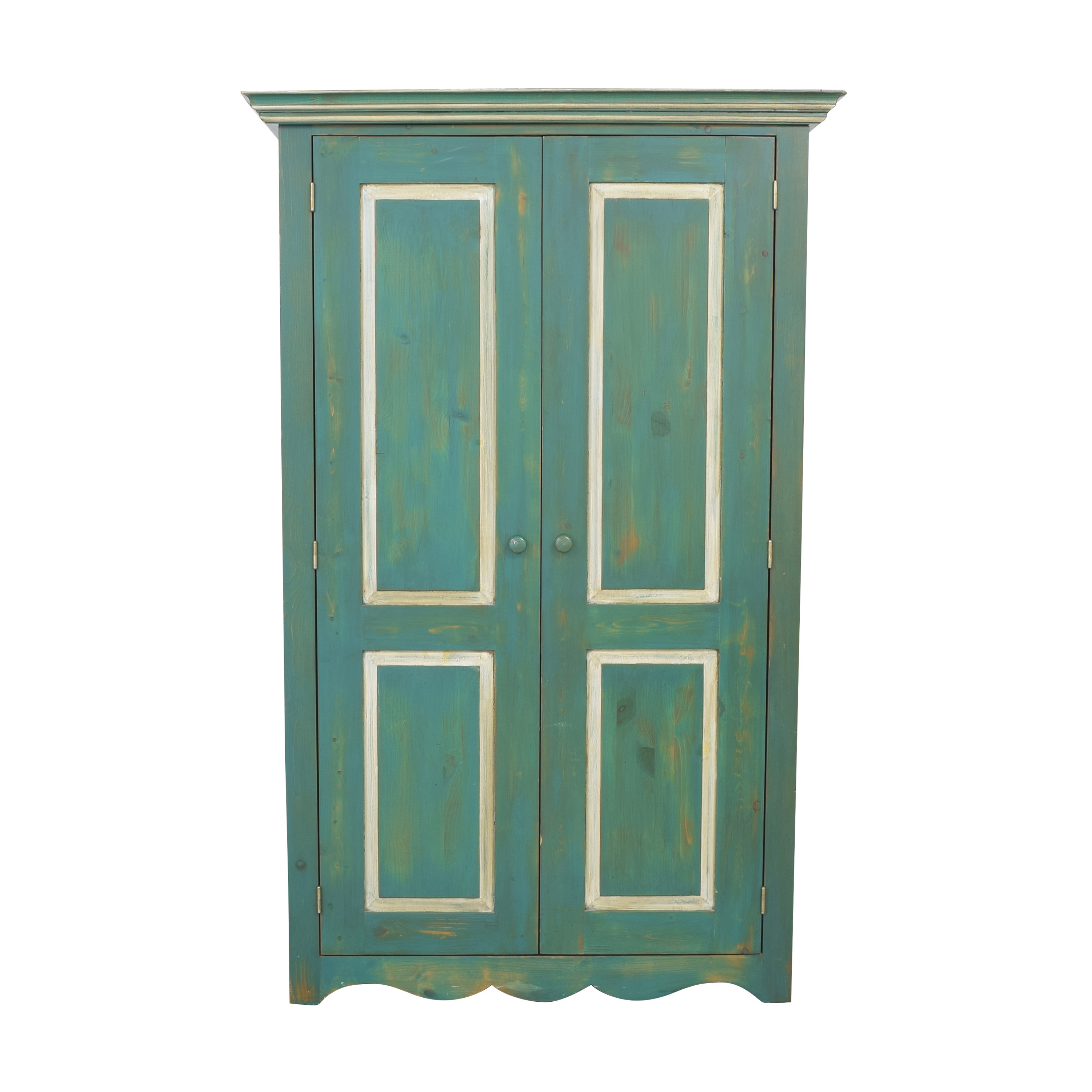buy Tall Media Armoire  Wardrobes & Armoires