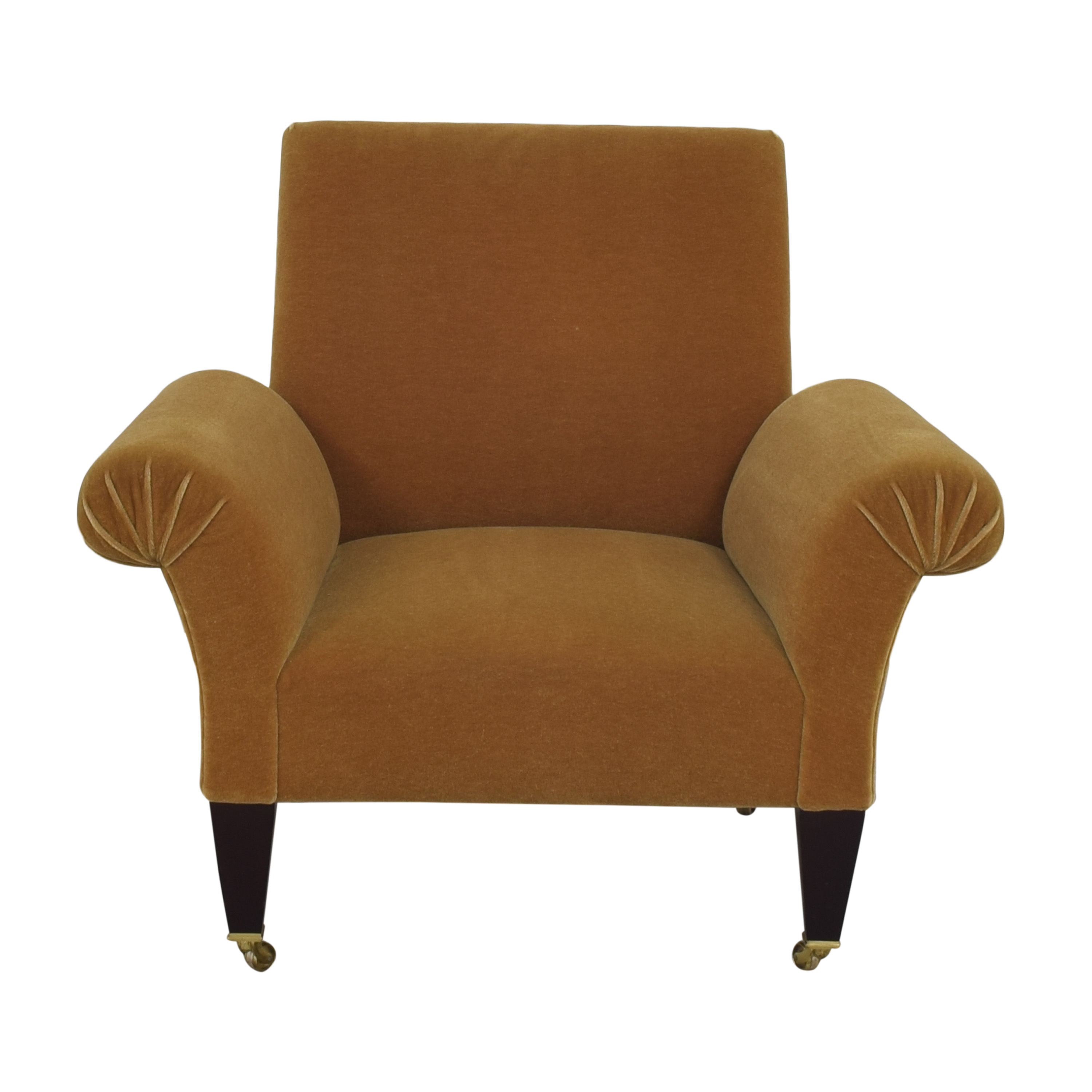 George Smith George Smith Butterfly Accent Chair Accent Chairs