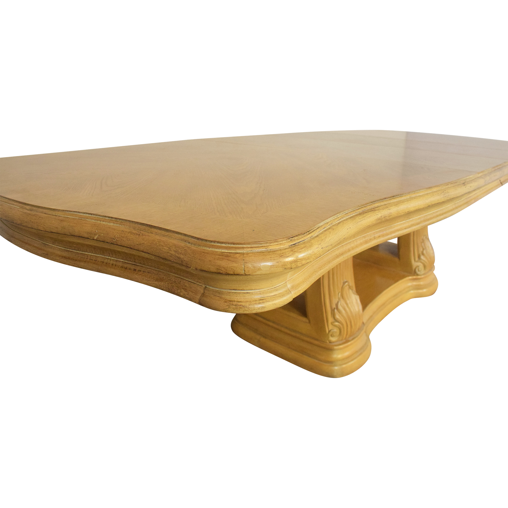 Bernhardt Bernhardt Extension Dining Table used