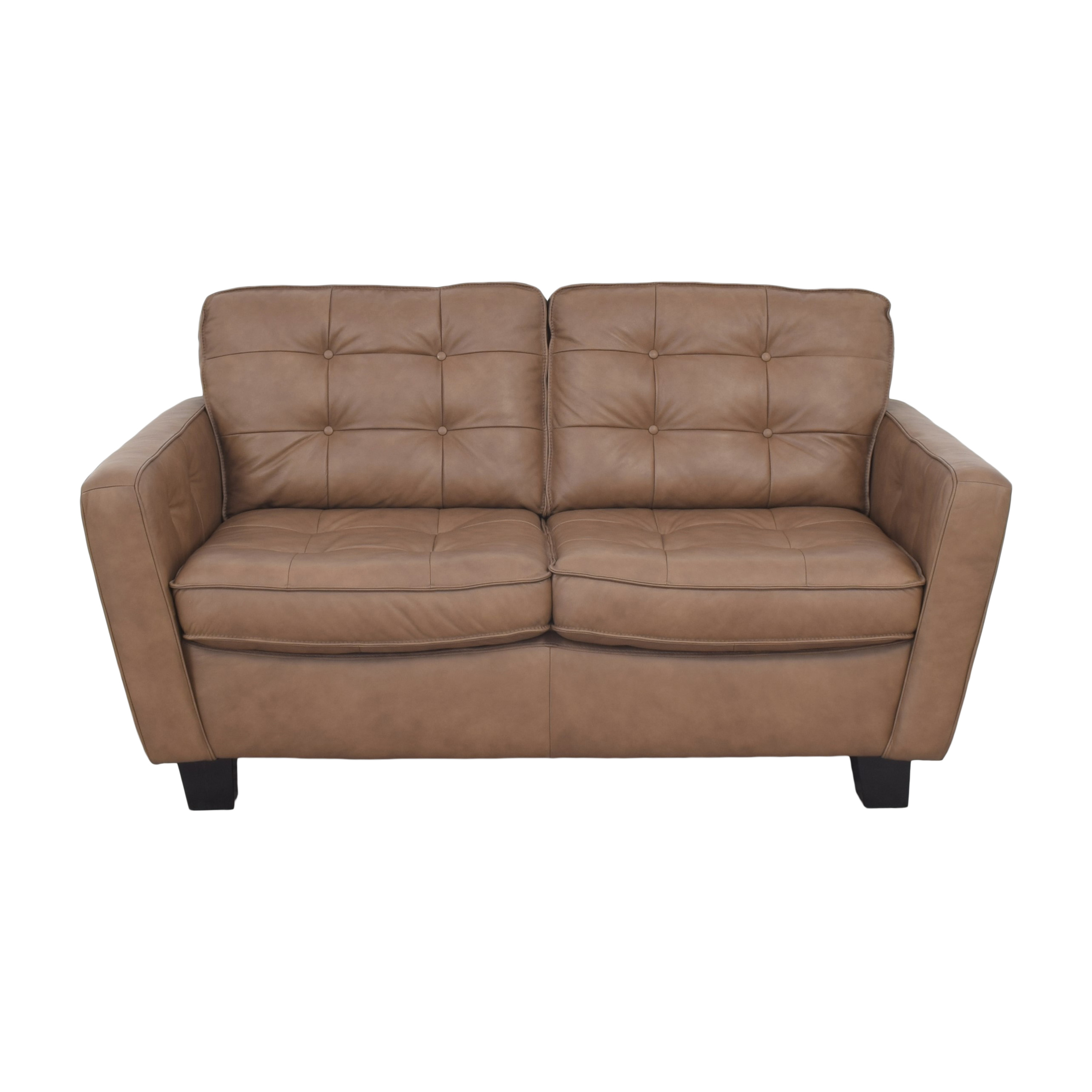 Chateau d'Ax Chateau d'Ax Tufted Loveseat nyc