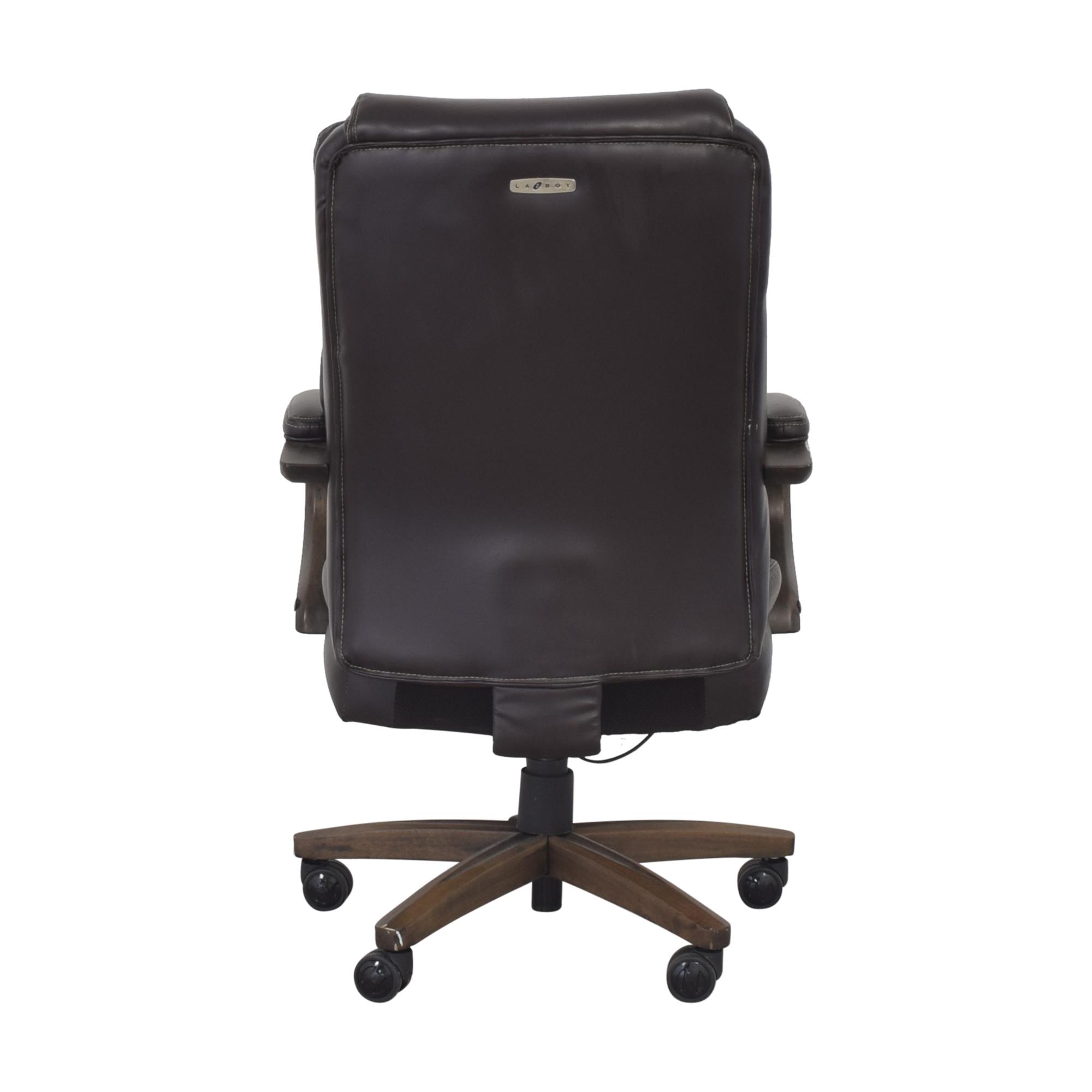 shop La-Z-Boy Executive-Style Office Chair La-Z-Boy Chairs