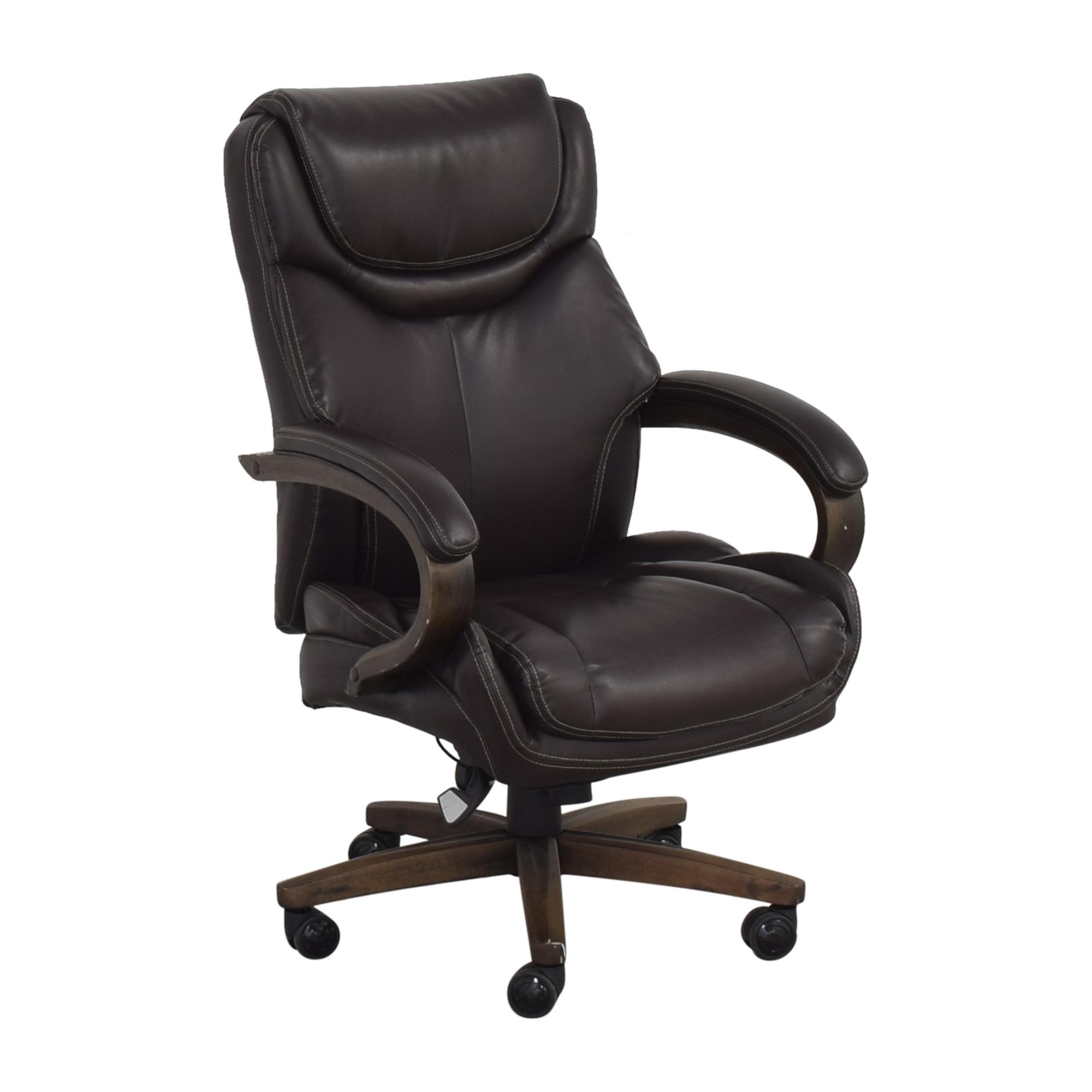 La-Z-Boy La-Z-Boy Executive-Style Office Chair used