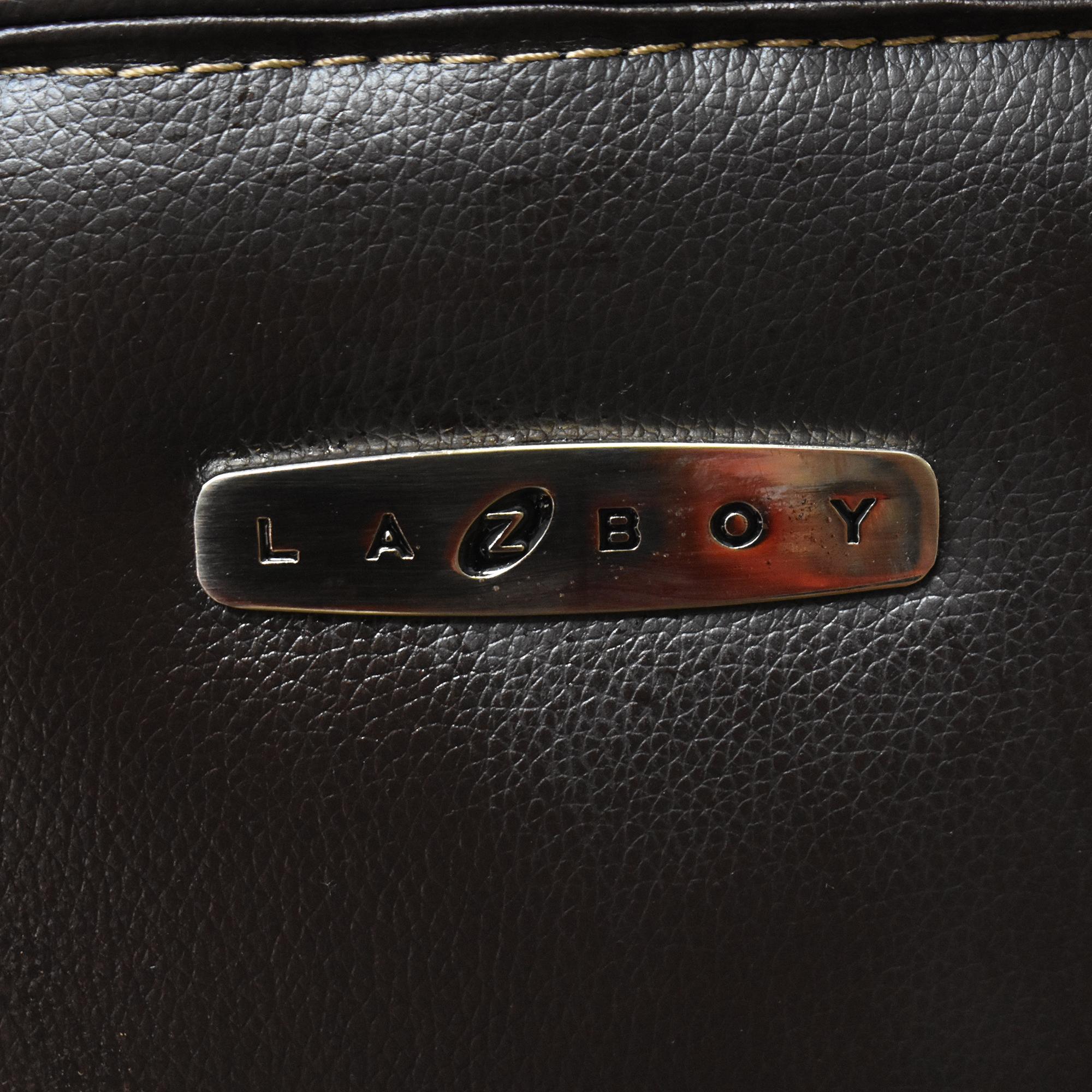 La-Z-Boy La-Z-Boy Executive-Style Office Chair brown