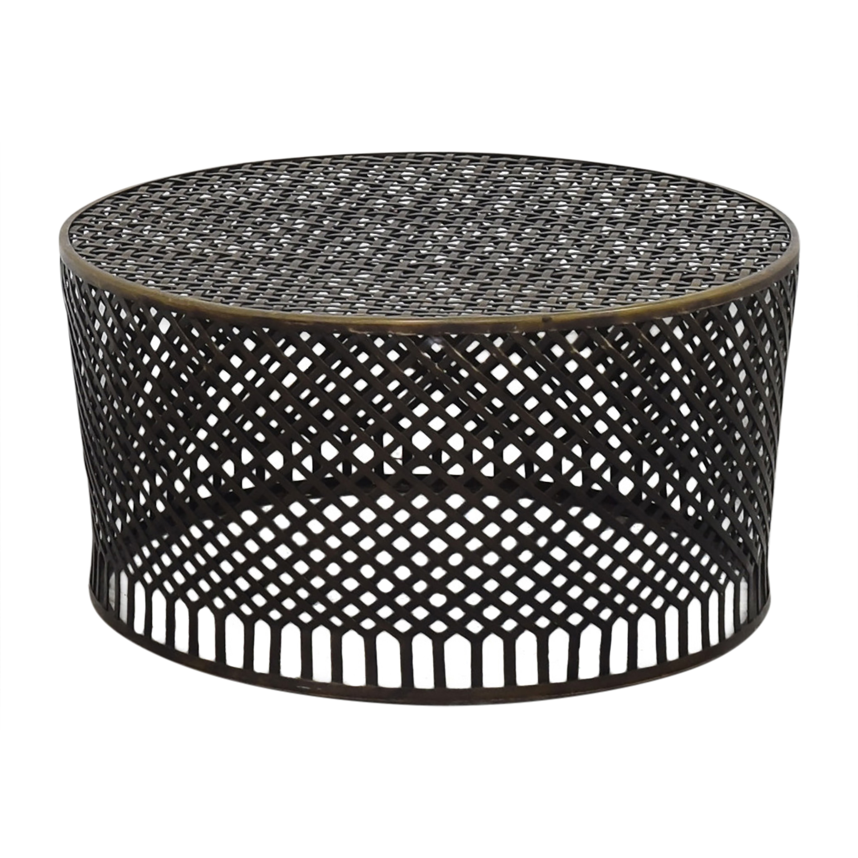 Crate & Barrel Crate & Barrel Braiden Coffee Table ma