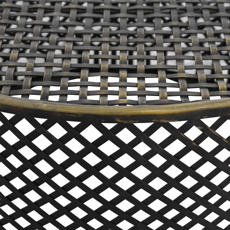 Crate & Barrel Crate & Barrel Braiden Coffee Table dimensions