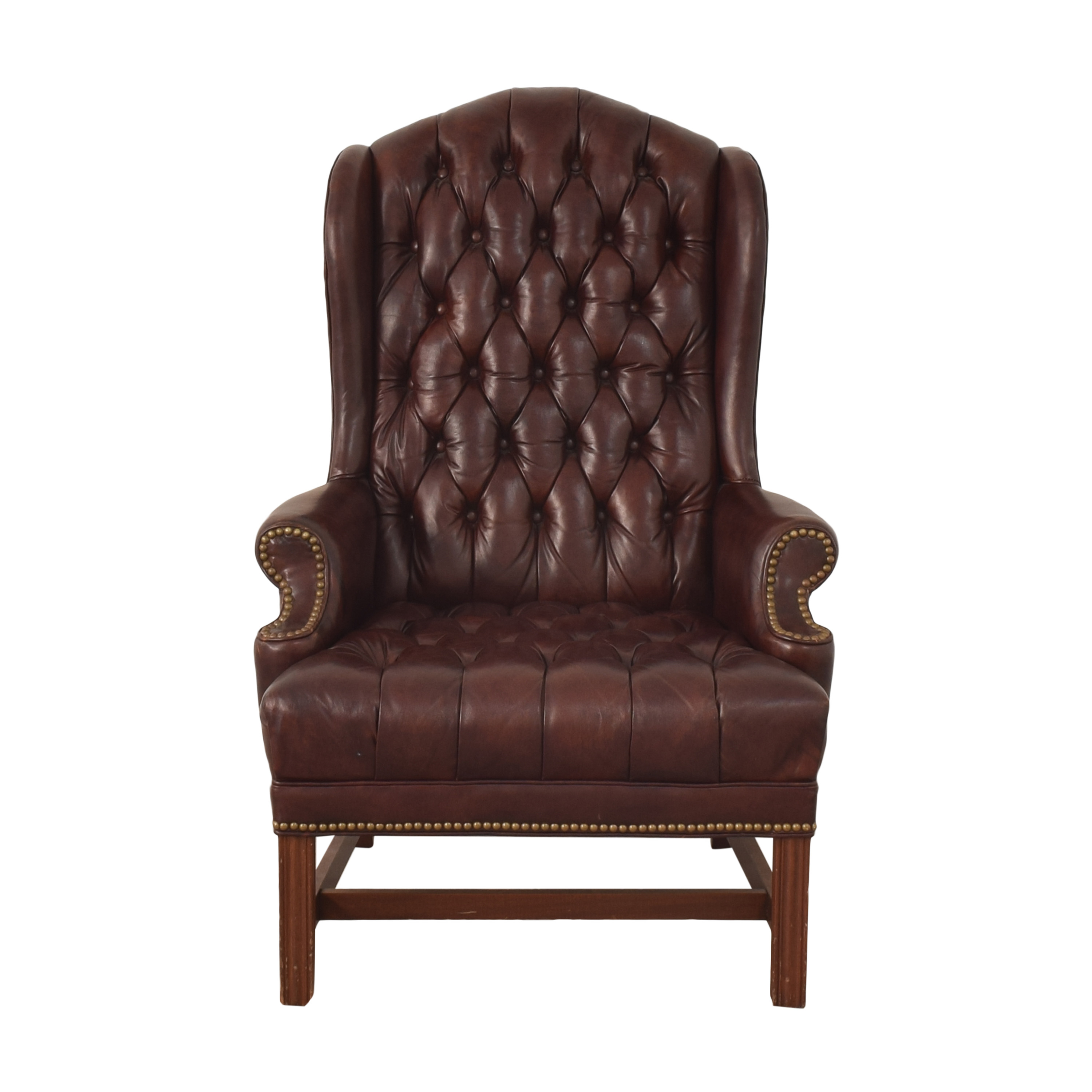 buy  Wingback Chesterfield Accent Chair online