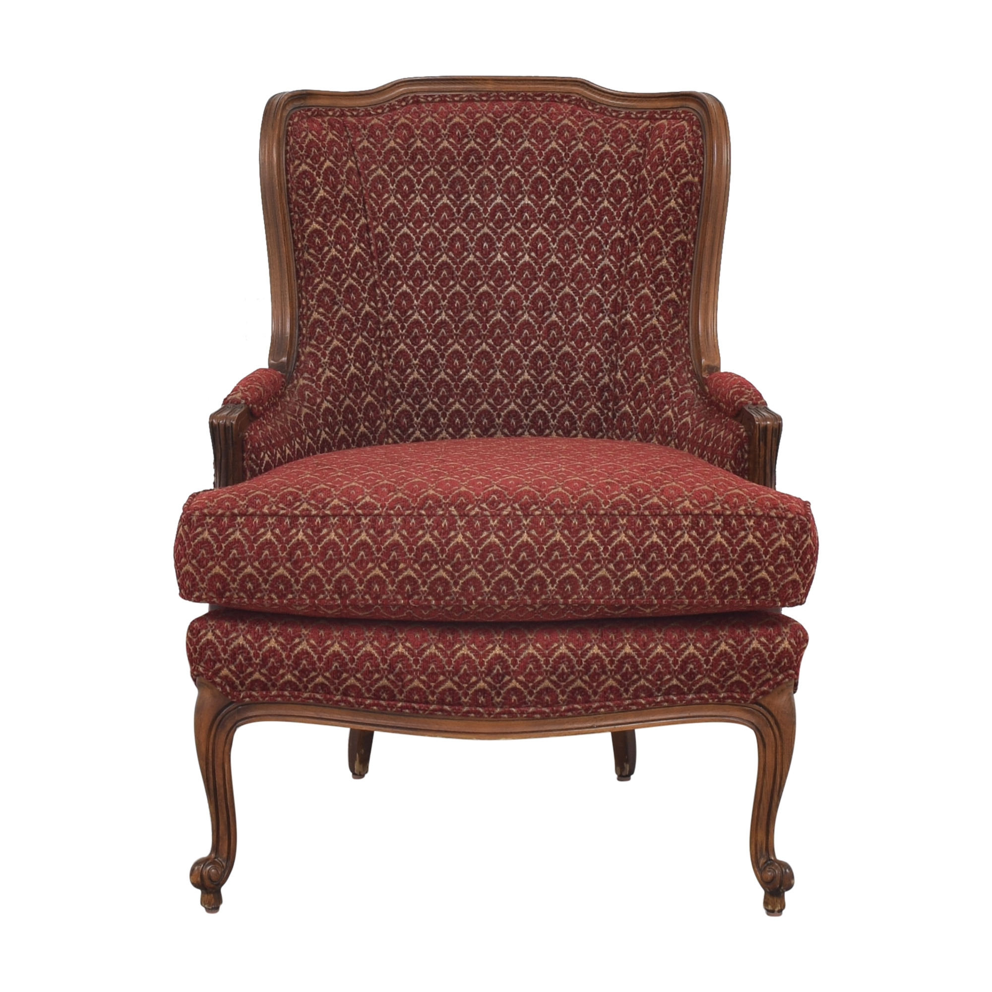 Ethan Allen Ethan Allen Wing Back Accent Chair coupon
