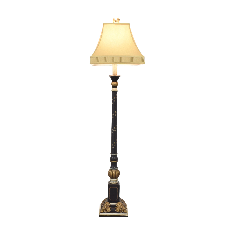 Ethan Allen Ethan Allen Square Base Floor Lamp coupon
